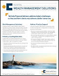 Wealth Management Solutions Overview One-Pager